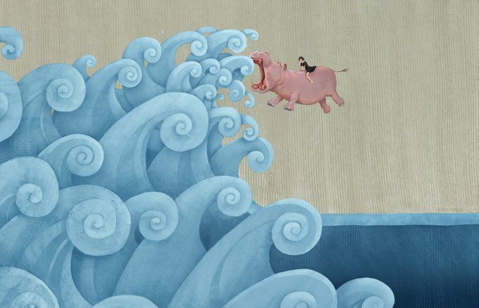 Life of Hippopotamus